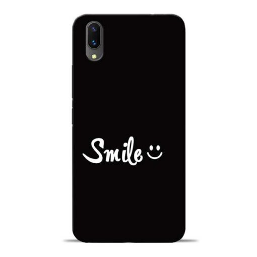 Smiley Face Vivo X21 Mobile Cover