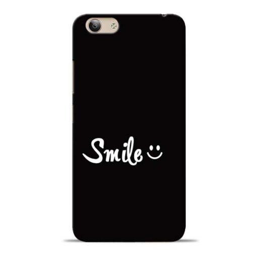 Smiley Face Vivo Y53i Mobile Cover