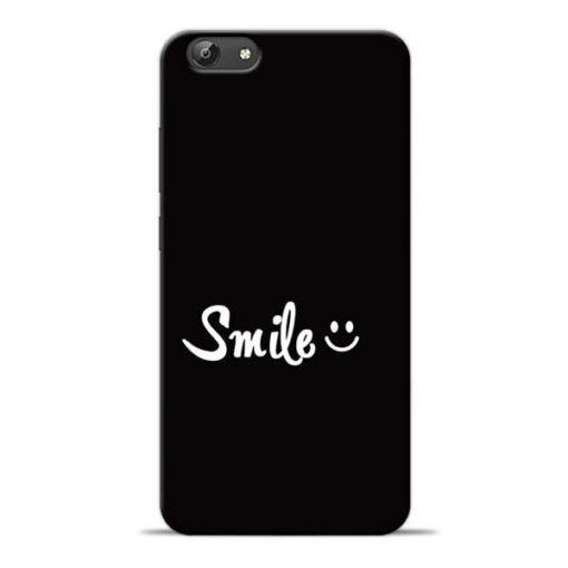Smiley Face Vivo Y66 Mobile Cover