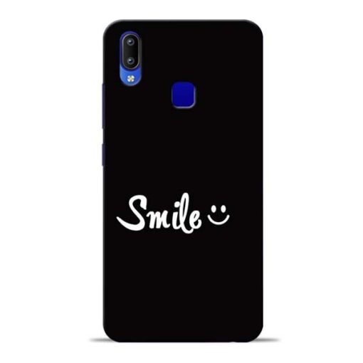 Smiley Face Vivo Y91 Mobile Cover