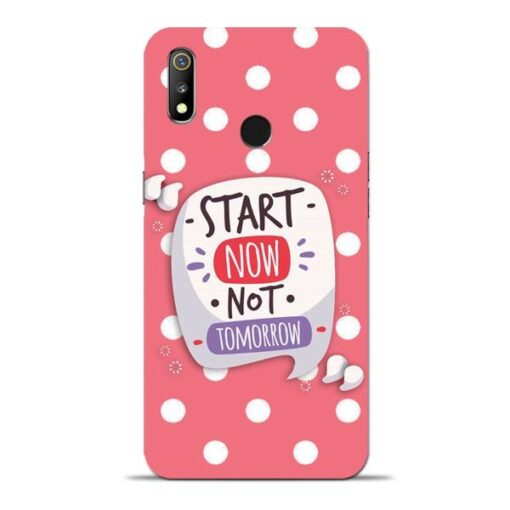 Start Now Oppo Realme 3 Mobile Cover