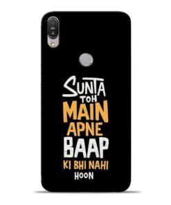 Sunta Toh Main Asus Zenfone Max Pro M1 Mobile Cover