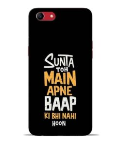 Sunta Toh Main Oppo A83 Mobile Cover