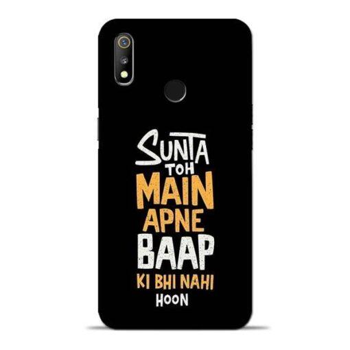 Sunta Toh Main Oppo Realme 3 Mobile Cover