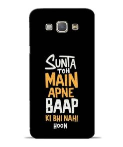 Sunta Toh Main Samsung Galaxy A8 2015 Mobile Cover