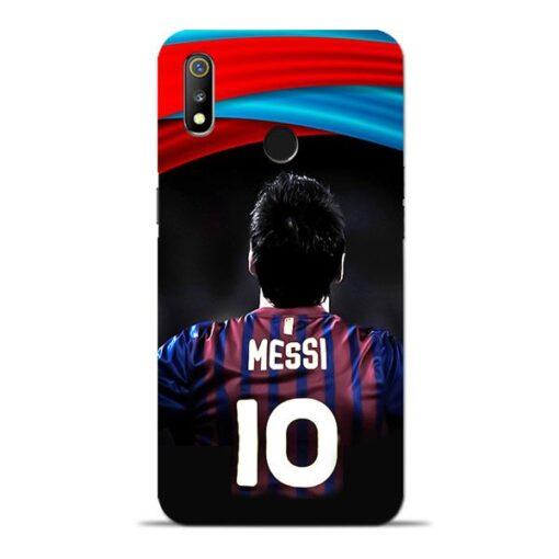 Super Messi Oppo Realme 3 Mobile Cover