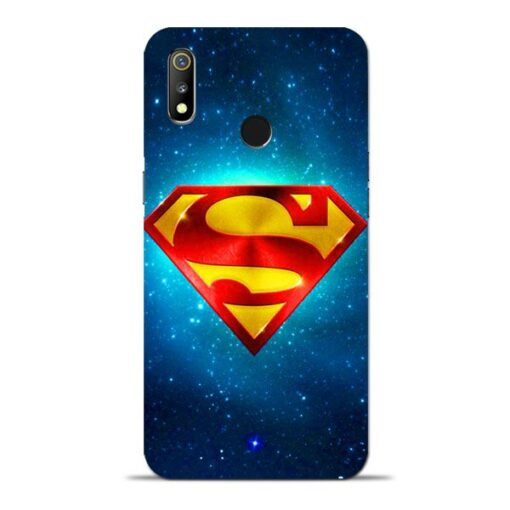 SuperHero Oppo Realme 3 Mobile Cover