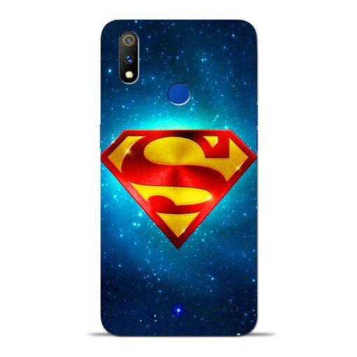 SuperHero Oppo Realme 3 Pro Mobile Cover