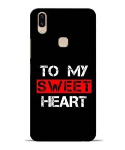 To My Sweet Heart Vivo V9 Mobile Cover