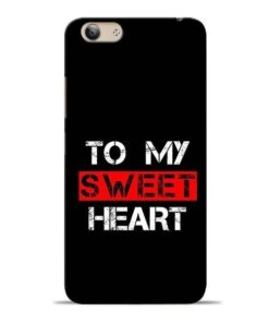 To My Sweet Heart Vivo Y53 Mobile Cover