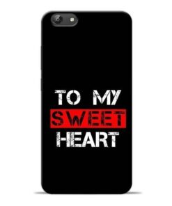 To My Sweet Heart Vivo Y66 Mobile Cover