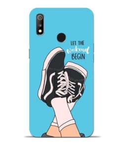 Weekend Oppo Realme 3 Mobile Cover