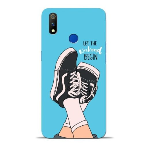 Weekend Oppo Realme 3 Pro Mobile Cover