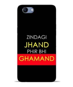 Zindagi Jhand Oppo Realme 1 Mobile Cover