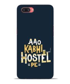 Aao Kabhi Hostel Pe Oppo A3s Mobile Cover