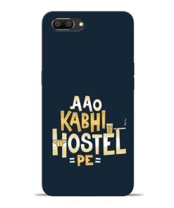 Aao Kabhi Hostel Pe Oppo Realme C1 Mobile Cover
