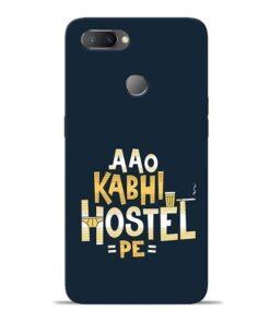 Aao Kabhi Hostel Pe Oppo Realme U1 Mobile Cover