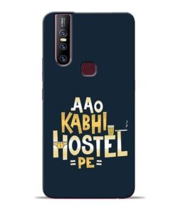 Aao Kabhi Hostel Pe Vivo V15 Mobile Cover