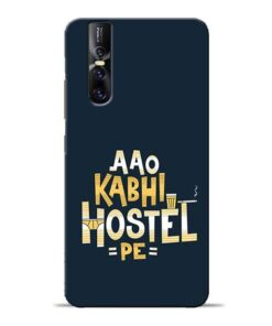 Aao Kabhi Hostel Pe Vivo V15 Pro Mobile Cover