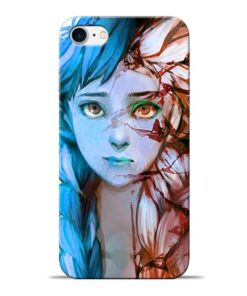 Anna Apple iPhone 8 Mobile Cover