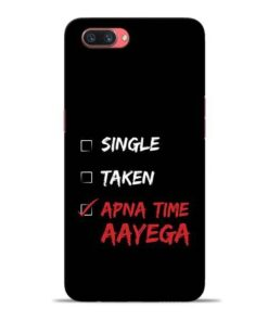 Apna Time Aayega Oppo A3s Mobile Cover