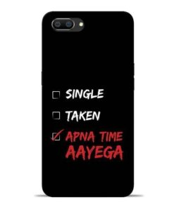 Apna Time Aayega Oppo Realme C1 Mobile Cover