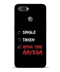 Apna Time Aayega Oppo Realme U1 Mobile Cover