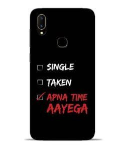 Apna Time Aayega Vivo V11 Mobile Cover