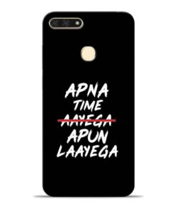 Apna Time Apun Honor 7A Mobile Cover