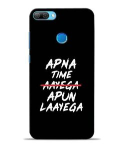 Apna Time Apun Honor 9N Mobile Cover