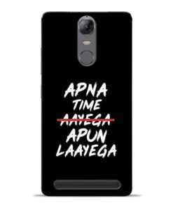 Apna Time Apun Lenovo K5 Note Mobile Cover