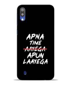 Apna Time Apun Samsung M10 Mobile Cover
