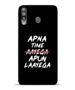 Apna Time Apun Samsung M30 Mobile Cover