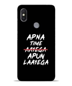 Apna Time Apun Xiaomi Redmi Y2 Mobile Cover