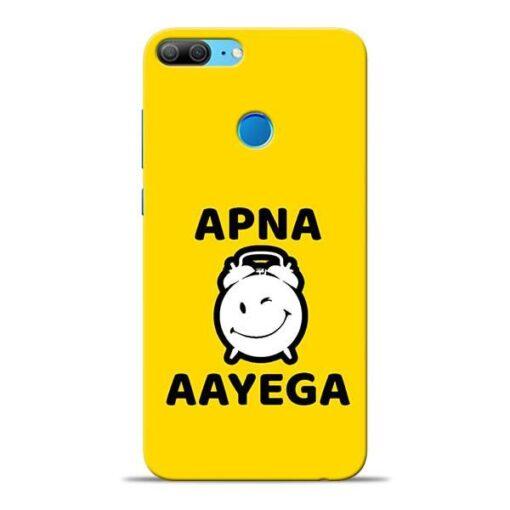 Apna Time Ayega Honor 9 Lite Mobile Cover
