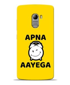 Apna Time Ayega Lenovo K4 Note Mobile Cover