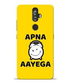 Apna Time Ayega Lenovo K8 Plus Mobile Cover