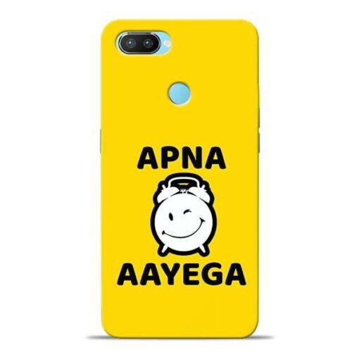 Apna Time Ayega Oppo Realme 2 Pro Mobile Cover