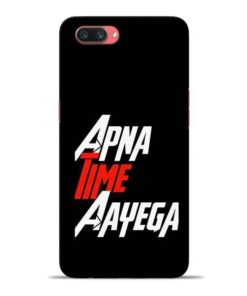 Apna Time Ayegaa Oppo A3s Mobile Cover