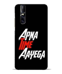 Apna Time Ayegaa Vivo V15 Pro Mobile Cover