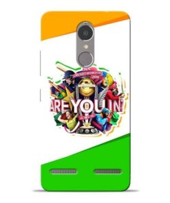 Are you In Lenovo K6 Power Mobile Cover