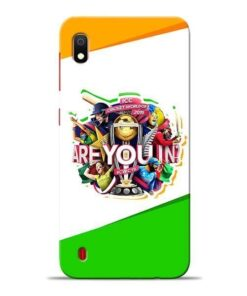 Are you In Samsung A10 Mobile Cover