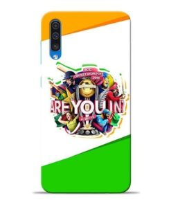 Are you In Samsung A50 Mobile Cover