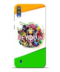 Are you In Samsung M10 Mobile Cover