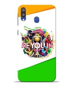 Are you In Samsung M20 Mobile Cover