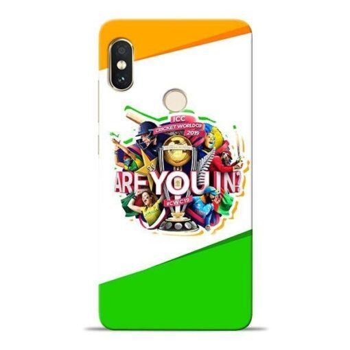 Are you In Xiaomi Redmi Note 5 Pro Mobile Cover