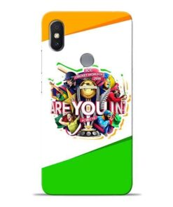 Are you In Xiaomi Redmi Y2 Mobile Cover