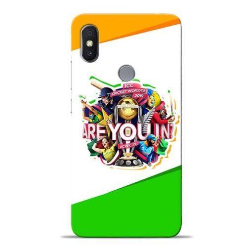 Are you In Xiaomi Redmi Y2 Mobile Cover
