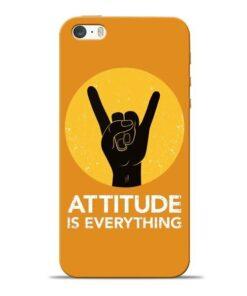 Attitude Apple iPhone 5s Mobile Cover