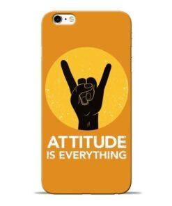 Attitude Apple iPhone 6s Mobile Cover